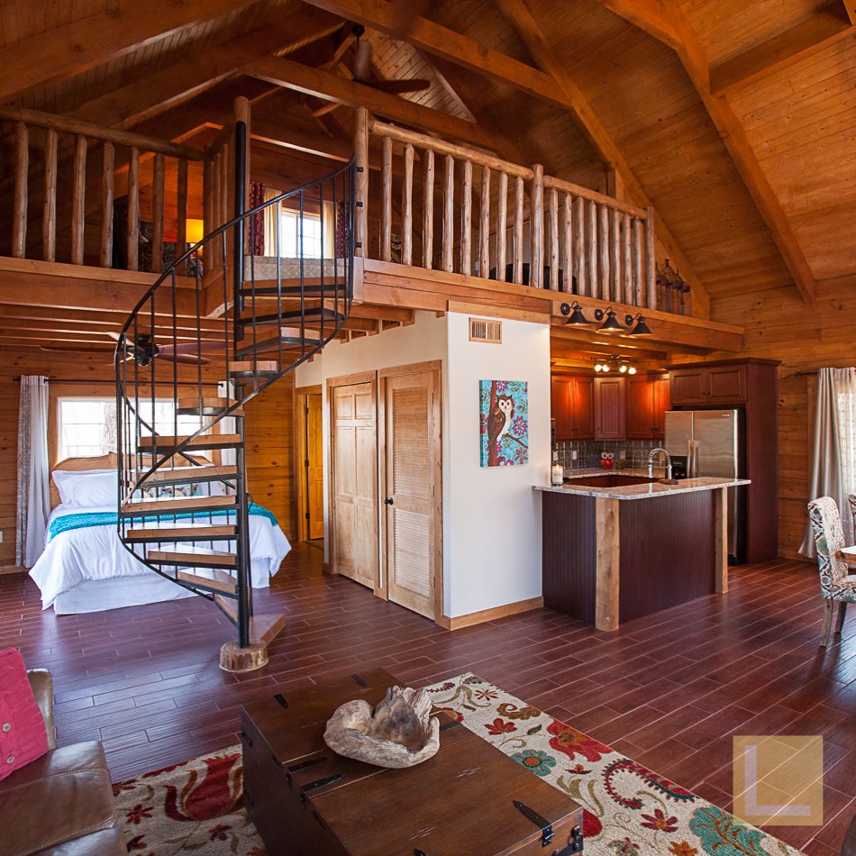 Awesome treehouse inside images for Inside amazing mansions